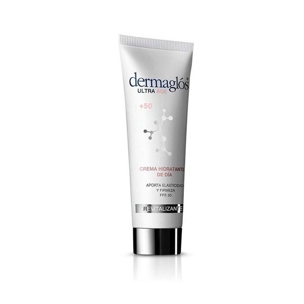 Dermaglós Facial Ultra Age +50 Crema Hidratante De Día Fps30 X 50g #1