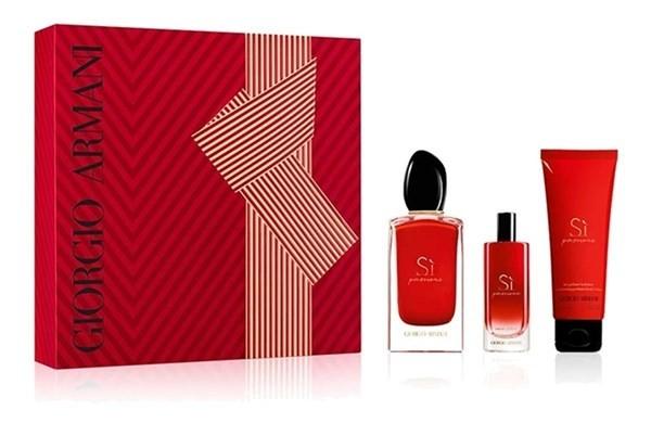 Perfume Armani Si Passione Cofre