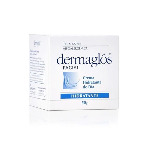 Dermaglos Crema Facial Hidratante F12 Piel Normal Crema 50g