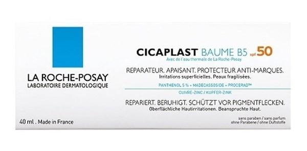 La Roche Posay Cicaplast Baume B5 Spf50 Cicatrices 40ml #1