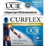 Curflex Colageno Tipo Ii No Desnaturalizado Artrosis 30 Comprimidos #1