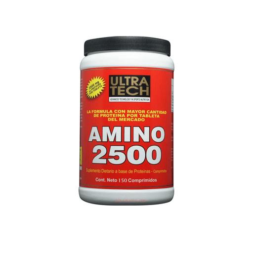 Ultra Tech Amino 2500 X 150 Comprimidos