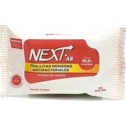 Next Ab Toallitas X 25