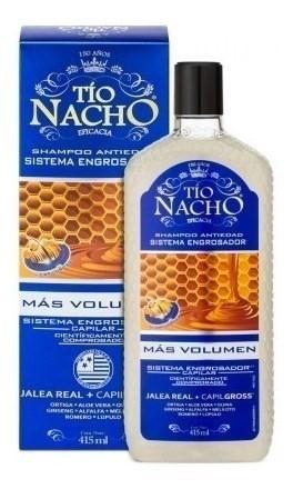 Tío Nacho Shampoo Engrosador x415ml