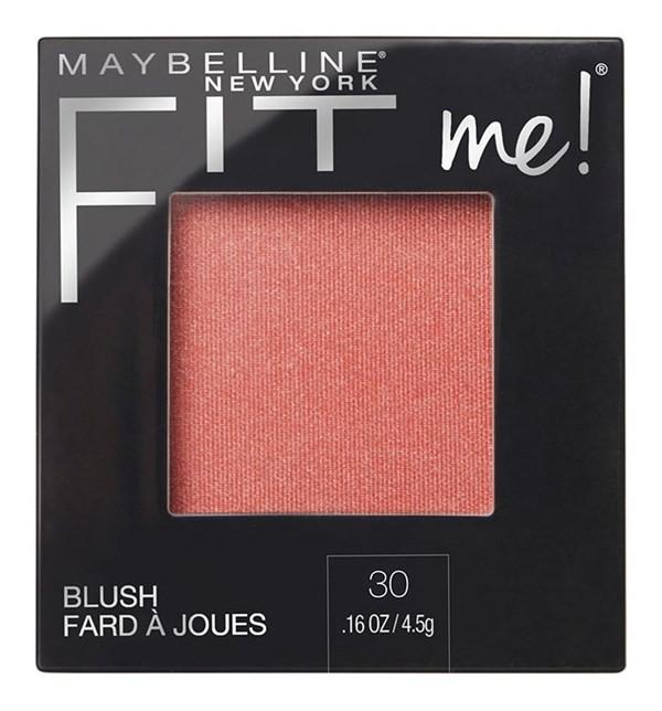Rubor Maybelline Fit Me 30 Rose X 4.5 Gr