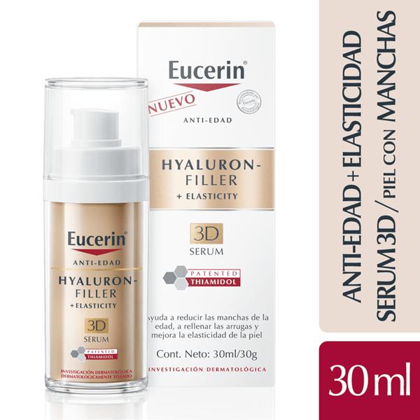 Eucerin Hyaluron-Filler + Elasticity 3D Serum X 30 Ml