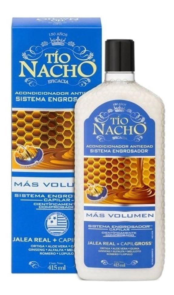 Tío Nacho Acondicionador Engrosador x415ml