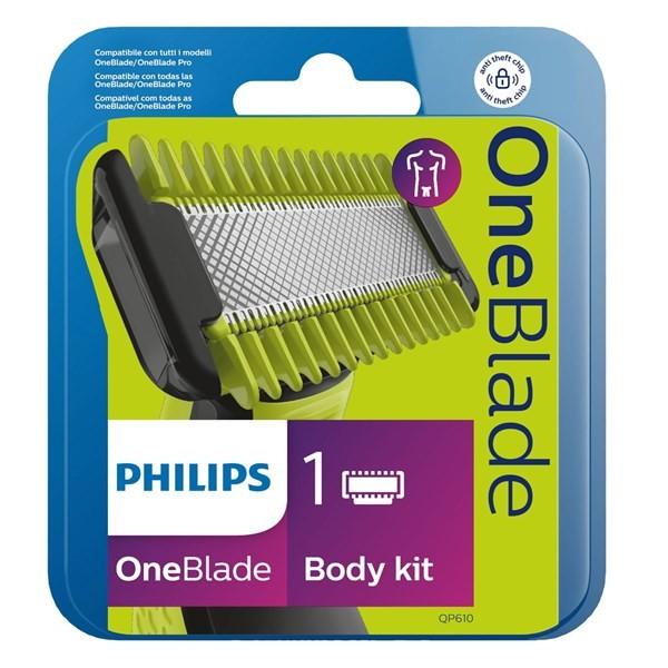 Philips Afeitadora One Blade Body Kit