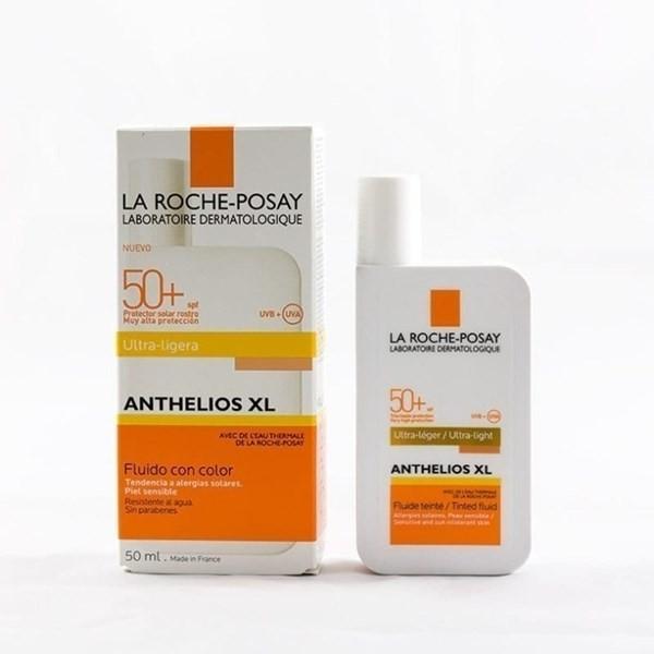 La Roche Posay Anthelios Xl 50+ Color Piel Sensible 50ml