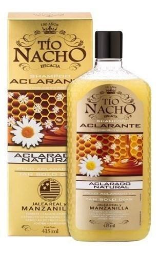 Tio Nacho Shampoo Aclarante x415ml