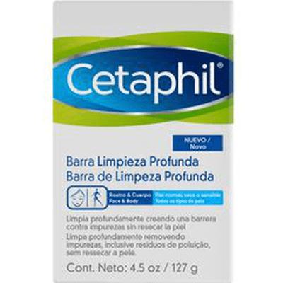 Cetaphil Barra Limpieza Profunda X 127 Gr
