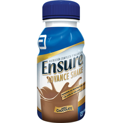Ensure Advance Shake Chocolate Envase X 237 Ml