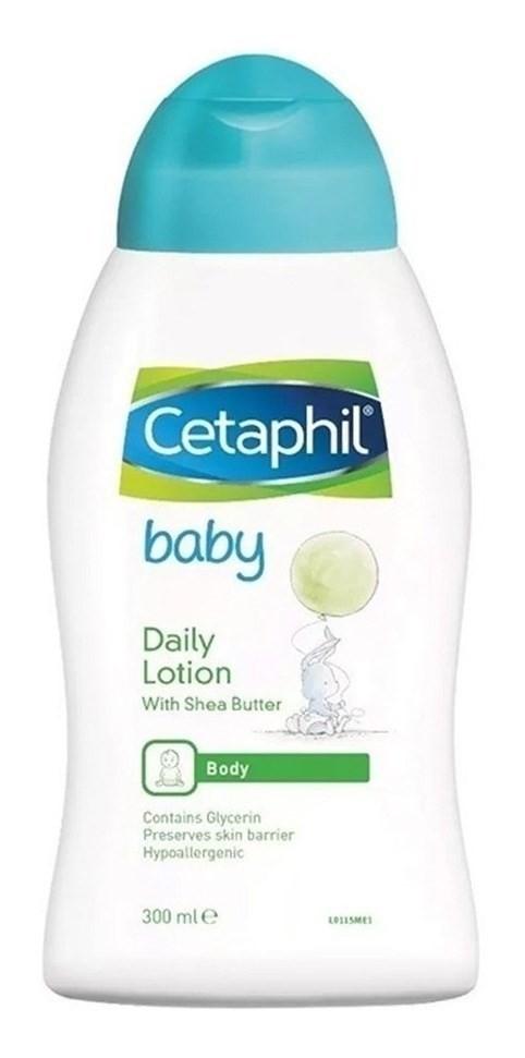 Cetaphil Baby Baño Loción Hidratante X 300 Ml