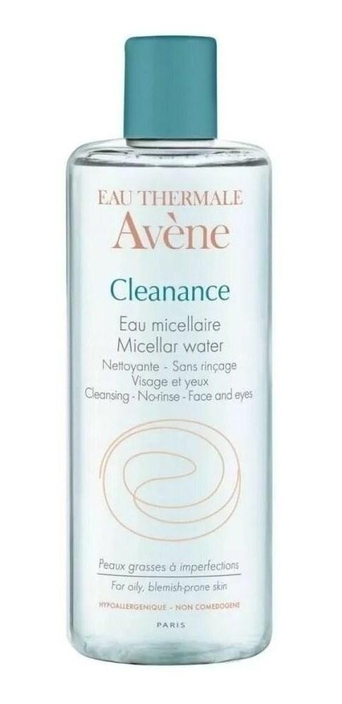 Agua Micelar Avene Cleanance X 400 Ml