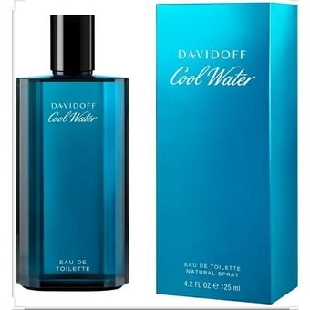 Davidoff Cool Water Men X 125 Ml