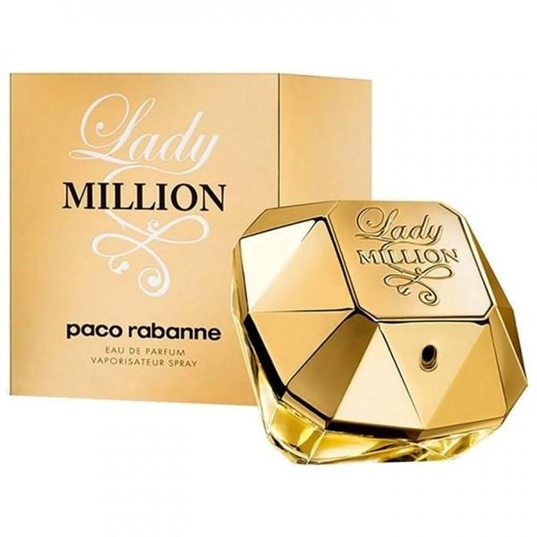 Lady Million Edp X 80 Ml