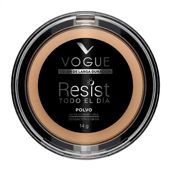Polvo Compacto Resistente Vogue Miel #1