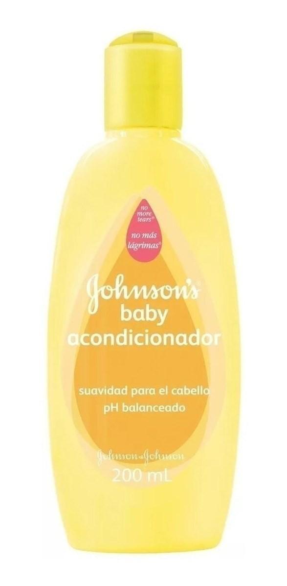 Acondicionador Johnsons Baby Ph Balanceado X 200 Ml