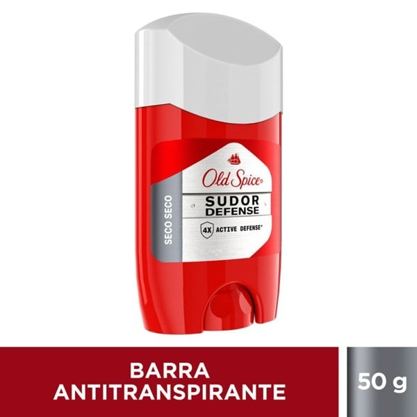 Old Spice Desodorante en Barra Invisible Seco x 50gr.