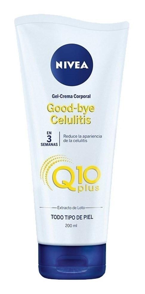 Nivea Crema Corporal Q10 Good Bye Celulitis x200ml