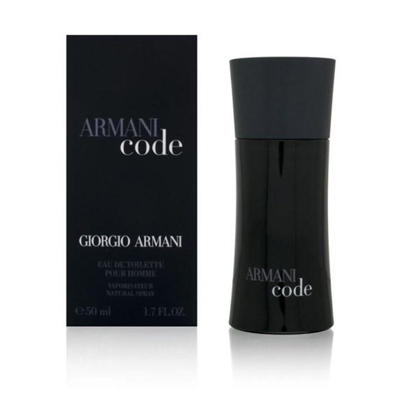 Armani Pour Homme Code Edt 50ml #1