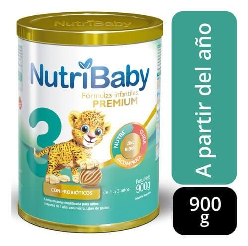 Nutribaby 3 Lata X 900 G