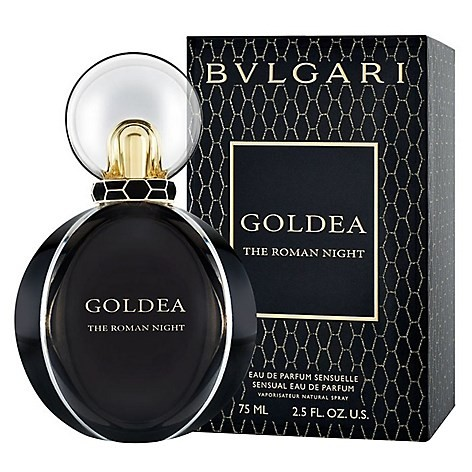 Bvlgari Goldea Roman Night Edp X 75 Ml