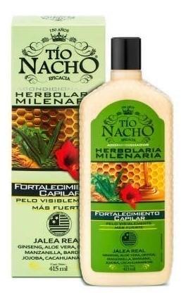 Tío Nacho Acondicionador Herbolaria Milenaria x415ml