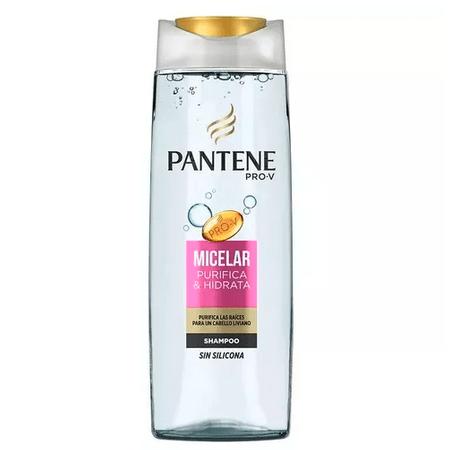 Pantene Shampoo Micelar Purifica E Hidrata x400ml