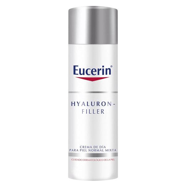 Eucerin Crema Facial X 50ml Antiedad Hyaluron Día
