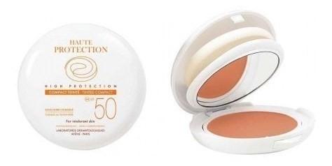 Avene Protector Solar Compacto Color SPF 50 + Dorado x10gr
