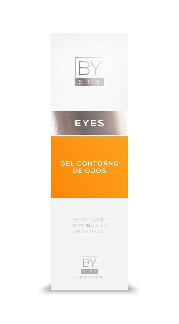 By She Gel Contorno De Ojos Skin 30gr