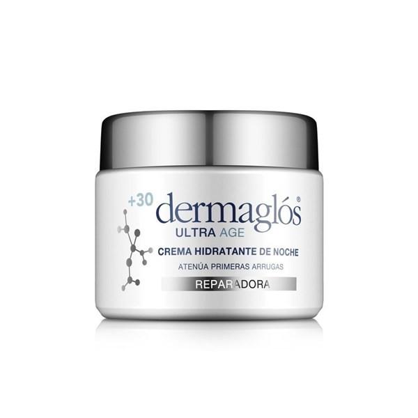 Dermaglos Ultra Age +30 Crema De Noche X 50 Gramos