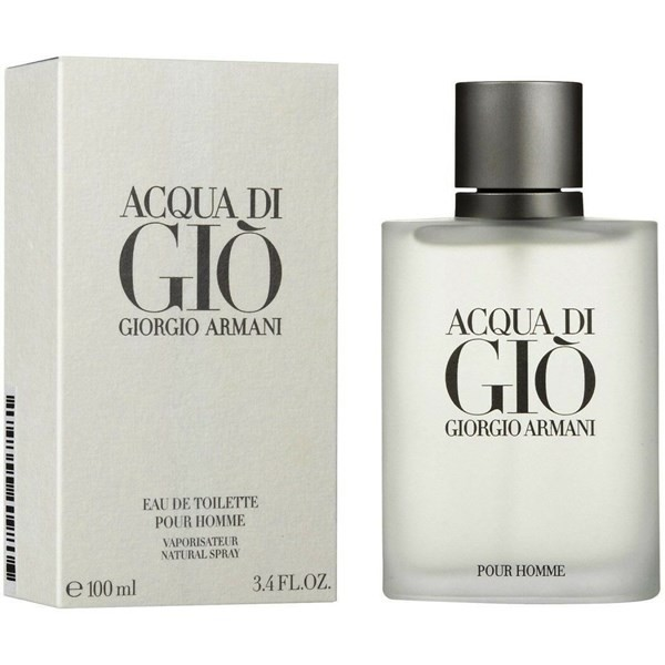 Acqua Di Gio Homme Edt X 100 Ml