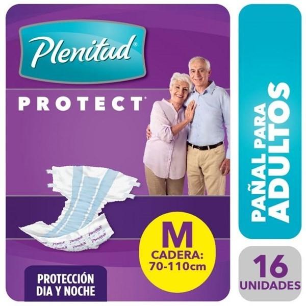Plenitud Protec Talle M X 16 Pañales