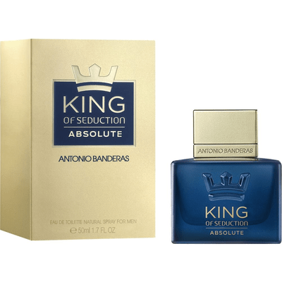 Antonio Banderas King Of Seduction Absolute Men Edt X 50Ml