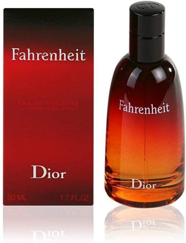 Dior Fahrenheit Men EDT 50 Ml
