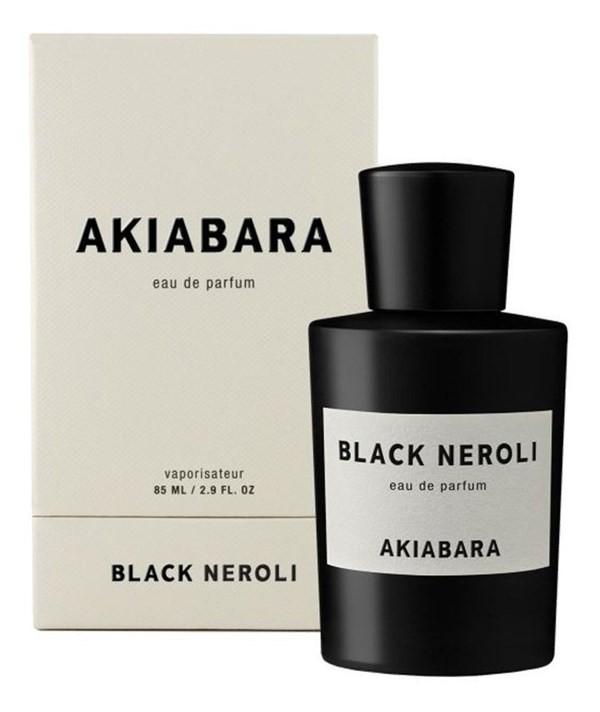 Akiabara Black Neroli Edt X 85 Ml Con Vaporizador