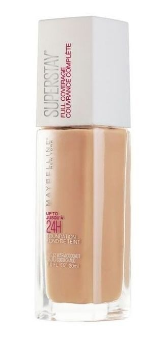 Base De Maquillaje Maybelline Super Stay 24hs Full Coverage Natural Beige X 30 Ml #1