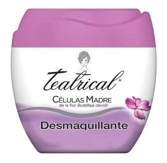 Teatrical Crema Facial Desmaquillante X 200 Gr