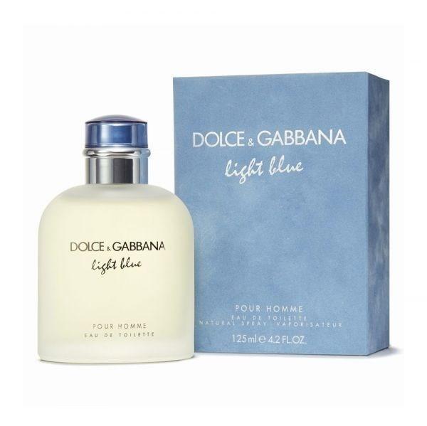 Dolce Y Gabbana Light Blue Men X 125 Ml