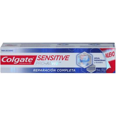 Crema Dental Colgate Pro Alivio Reparación Completa X 110 Gr