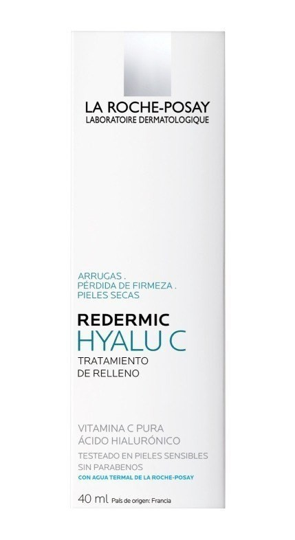 La Roche Posay Redermic Hyalu C Tratamiento De Relleno  40 M