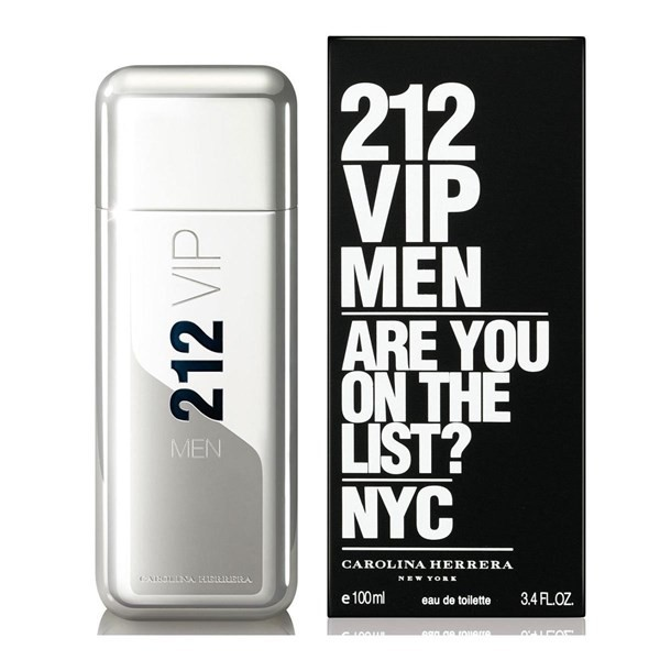 212 Vip Men Edt X 100 Ml