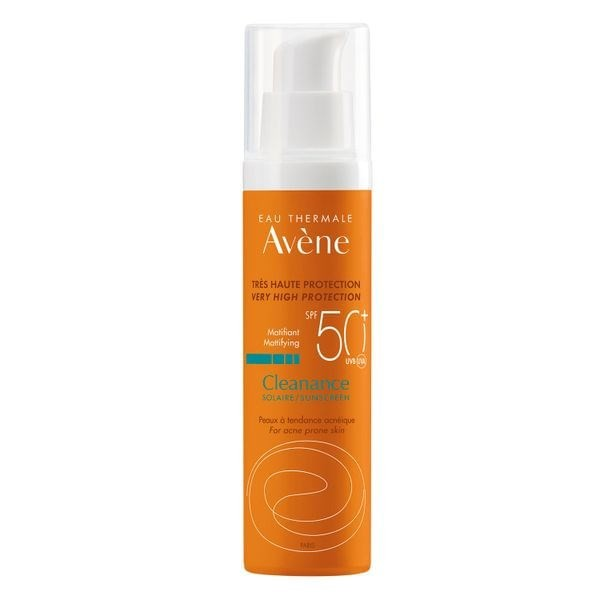 Avene Cleanance Spf 50+ X 50 Ml