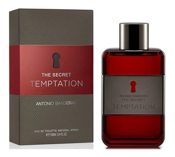 Antonio Banderas Men The Secret Temptation X 100 Ml
