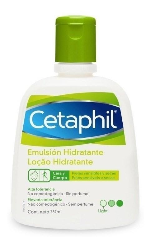 Cetaphil Emulsión Hidratante X 237 Gr
