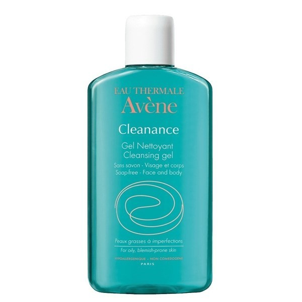 Avene Cleanance Gel Limpiador X 200 Ml