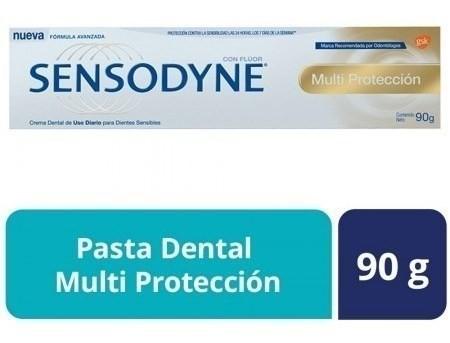 Sensodyne Crema Dental Multi Protección Fórmula Avanzada x90g