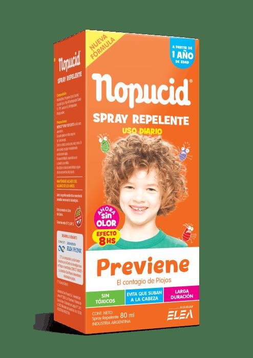 Nopucid Repelente 80 Ml Spray